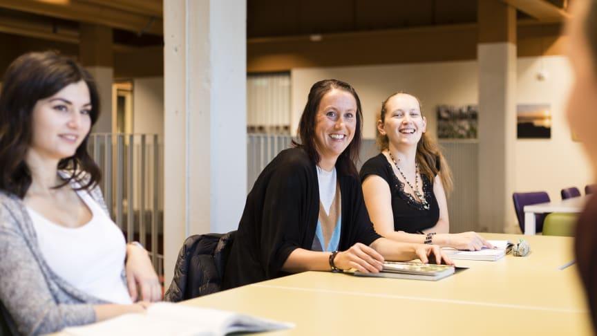 Det långsiktiga målet med Industriresan i Värnamo är att förståelsen för de lokala företagen ska få studenter att stanna kvar i GGVV-regionen. Foto: Campus Värnamo/Creative Works