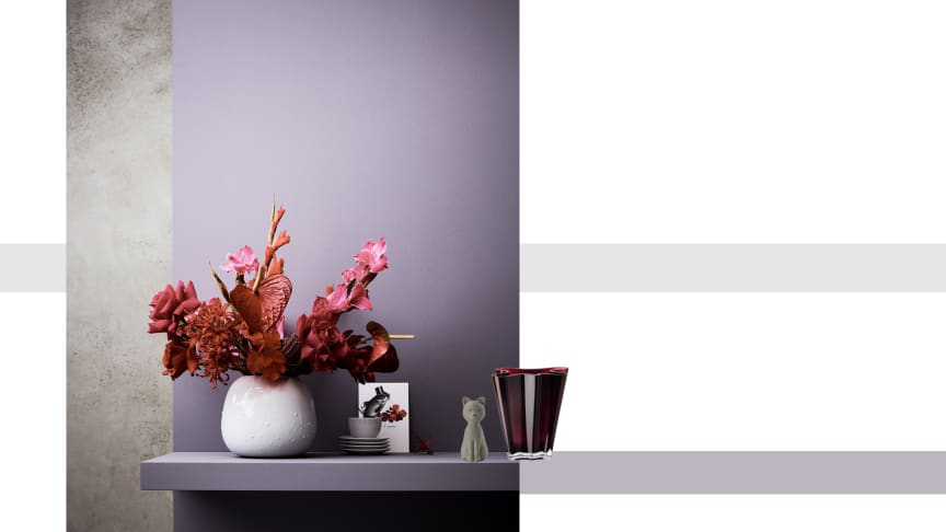 From porcelain to glass: Rosenthal offers numerous gift ideas that come from the heart.