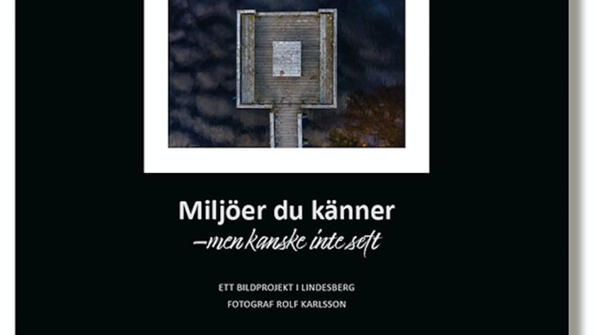 Rolf Karlssons fotoprojekt har blivit bildbok