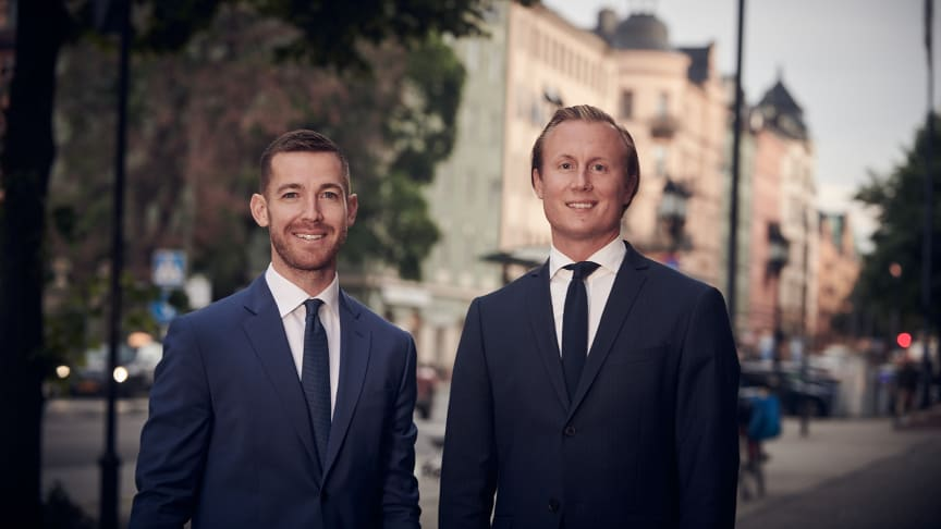 Bjurfors Kungsholmen drivs från månadsskiftet augusti-september av Vilhelm Åman och Niklas Jonasson.