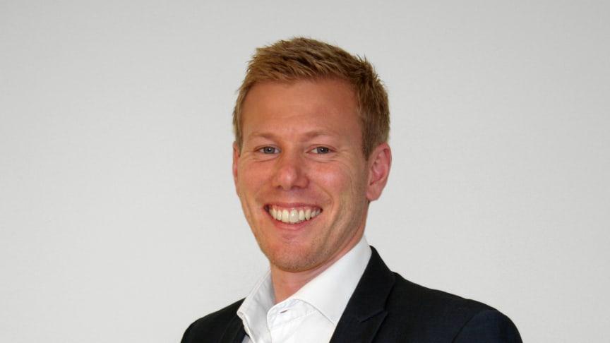 Peter Stalfors, tillträdande transaktionsansvarig Svenska Hus