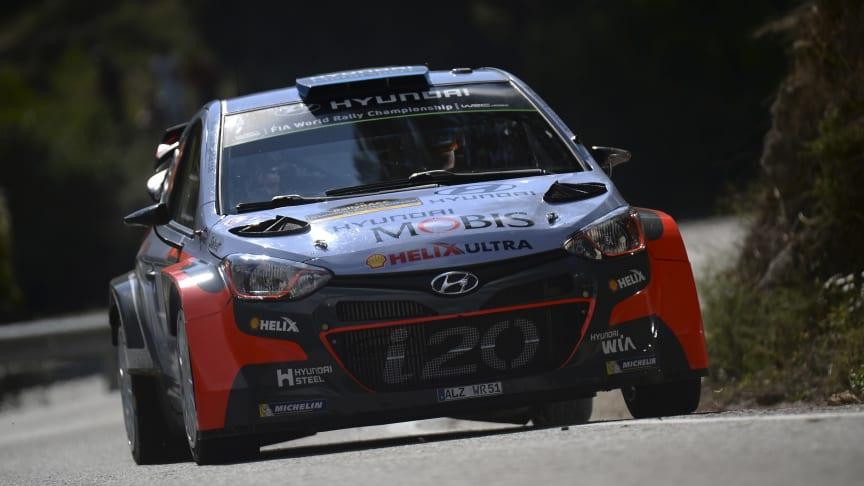 New Generation i20 WRC - Rally de España