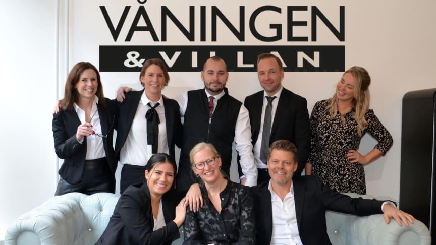Våningen & Villan Helsingborg - Årets TEAM!