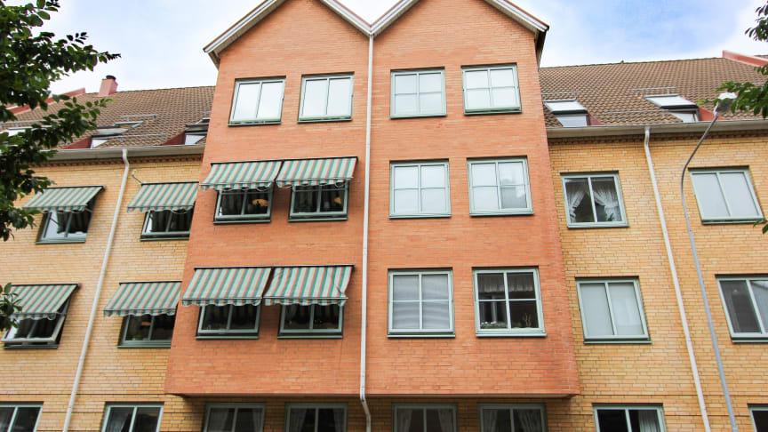 Riksbyggen förvärvar 203 hyresrätter i Trelleborg