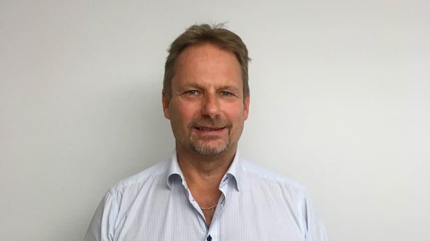 Göran Nyman Produktchef Golvavjämning, Weber