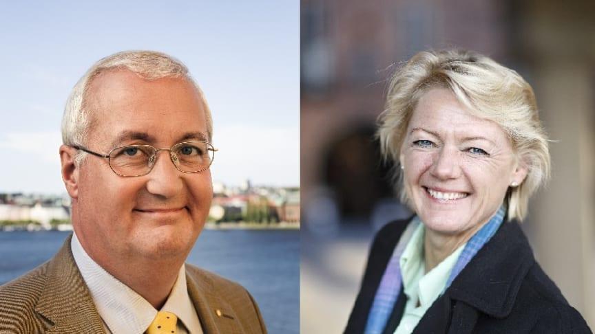 Sten Nordin (M)/ Ulla Hamilton (M): Stockholms stad och Trafikverket tecknar genomförandeavtal för Förbifart Stockholm