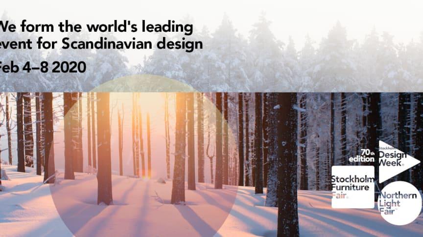 Besök Villeroy & Boch Gustavsberg monter AG:59 på Stockholm Furniture & Light Fair 2020
