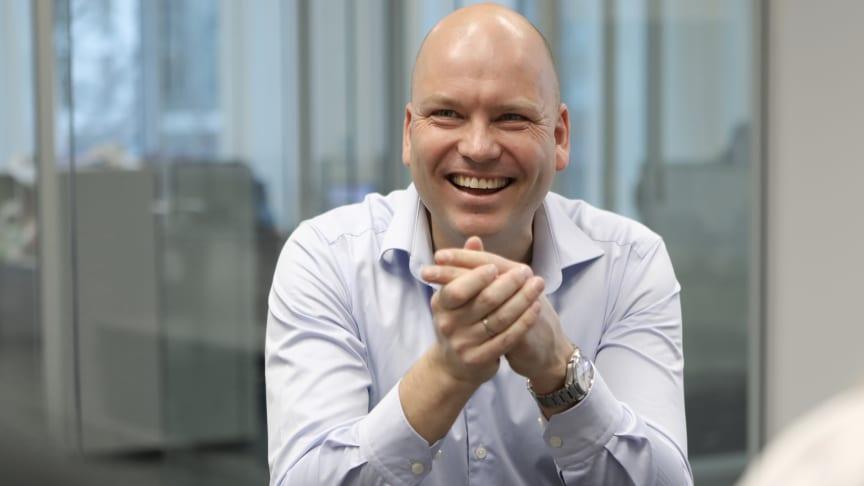 – Handler om sikkerhet og troverdighet, sier daglig leder Atle Gerhardsen i Cautus Geo om ISO-sertifiseringene.