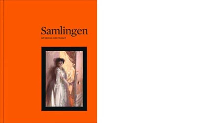 Bokrelease - Samlingen. Göteborgs konstmuseum