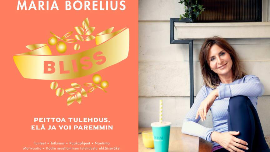 Maria Borelius vierailee Helsingissä 3.-4.2.2020
