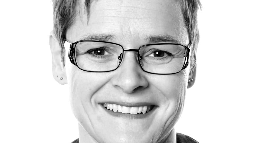 Uddannelsessekretær Susan Hvass har været på Tradium siden 1995.
