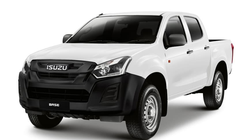 Isuzu Base Double Cab