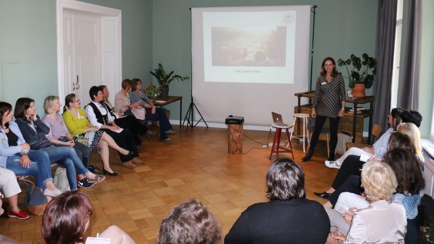 FrauenZimmer 2019: Einzeln stark, zusammen unschlagbar. Foto:  Rudolf Müller Mediengruppe