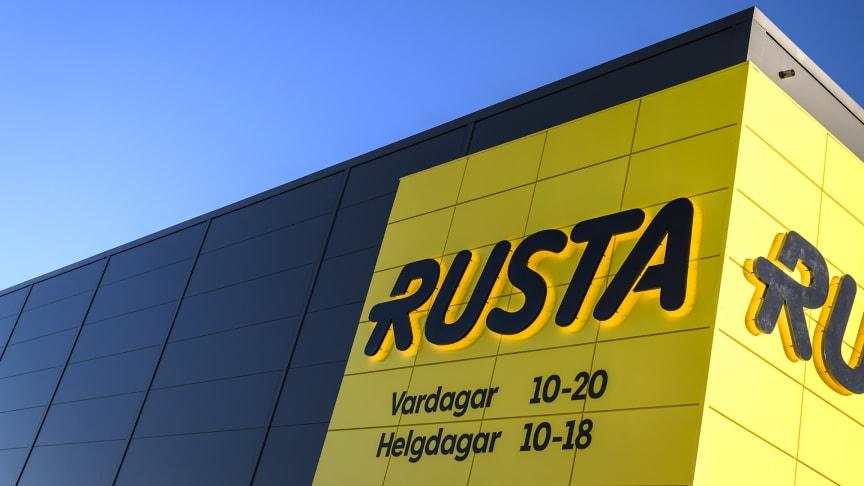 Idag byter Hong Kong namn till Rusta
