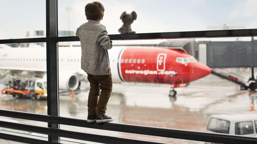 Foto: Norwegian.
