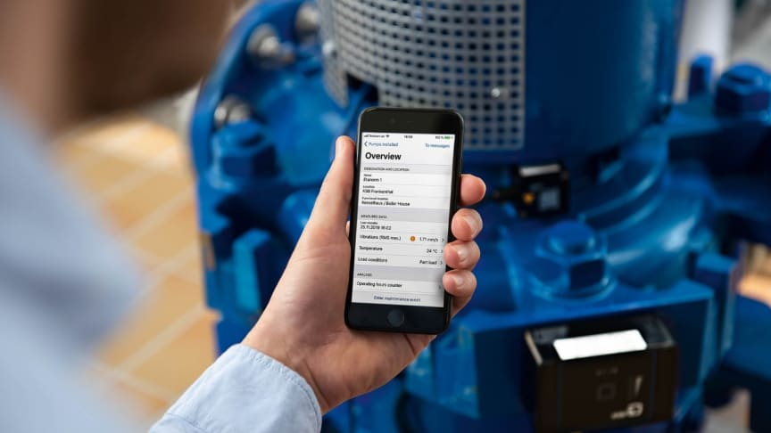 KSB select Telenor Connexion to connect new pump monitoring solution