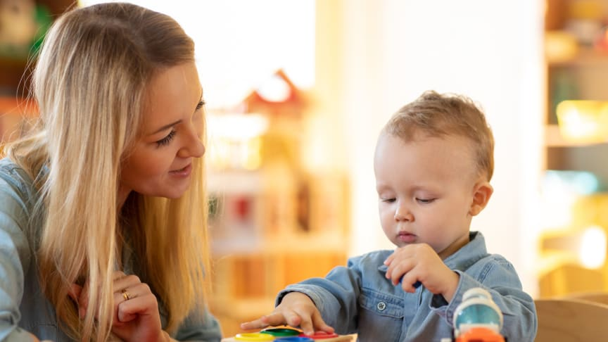 Early years network shortlisted for national award