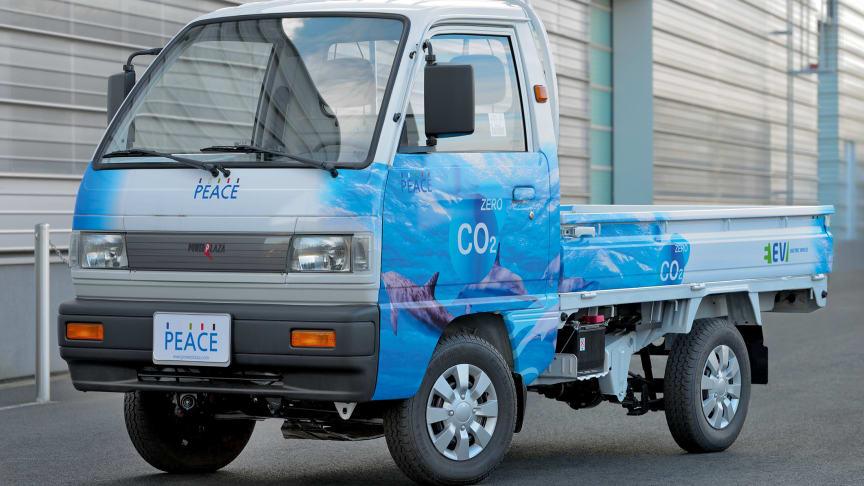 Prisvärda och utsläppsfria: Lätta eltruckar med Linde drivteknik för asiatiska megastäder