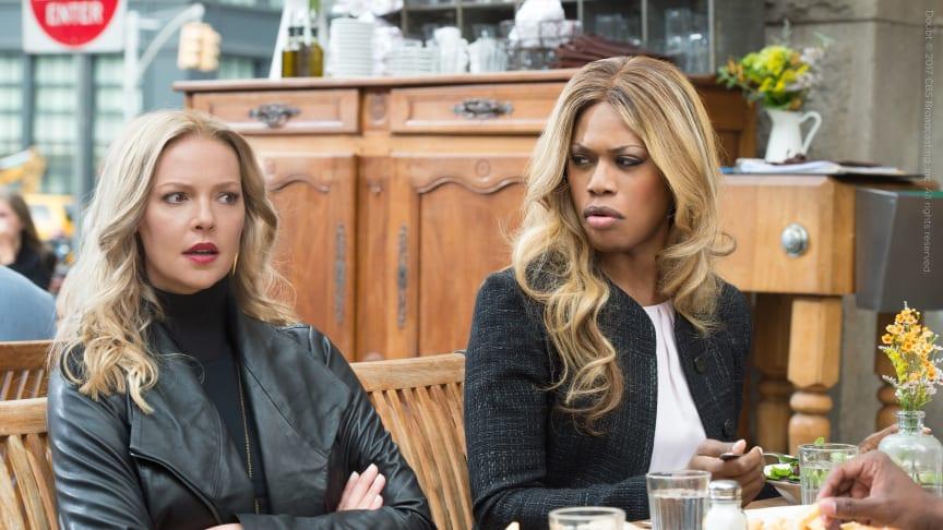 Doubt utspelar sig på en advokatbyrå och Kathrine Heigl har celebert sällskap i rollistan av bland andra Lawerne Cox.