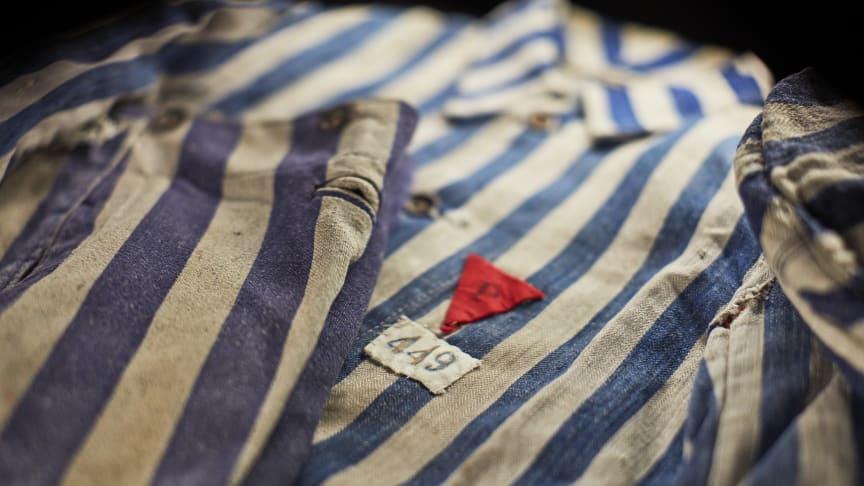 Speaking Memories: Fångdräkt från Auschwitz-Birkenau