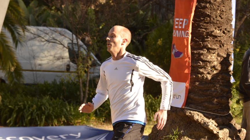 Do a parkrun, earn Vitality rewards and stay fit and healthy