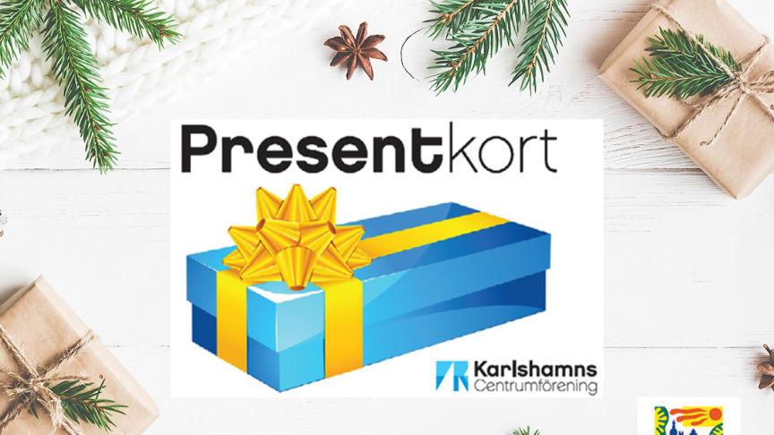 Karlshamns kommun väljer jul- och hedersgåvor som gynnar det lokala näringslivet