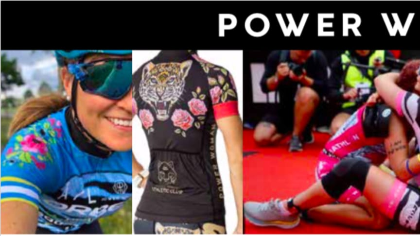 In its efforts to promote women's health and encourage more people to find the joy in training, Team Power Woman Athletic Club now offers free use of Power Woman sportswear for two weeks.