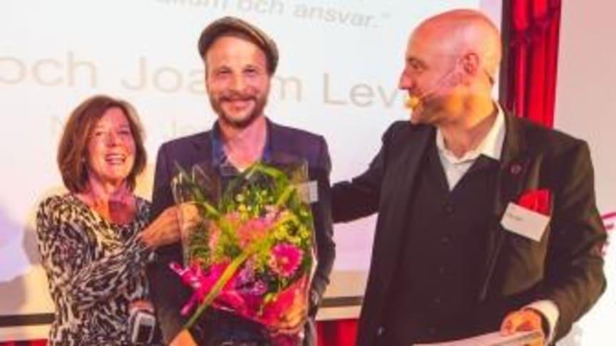 Göteborgsföretaget Nudie Jeans Årets Grundare Väst 2013