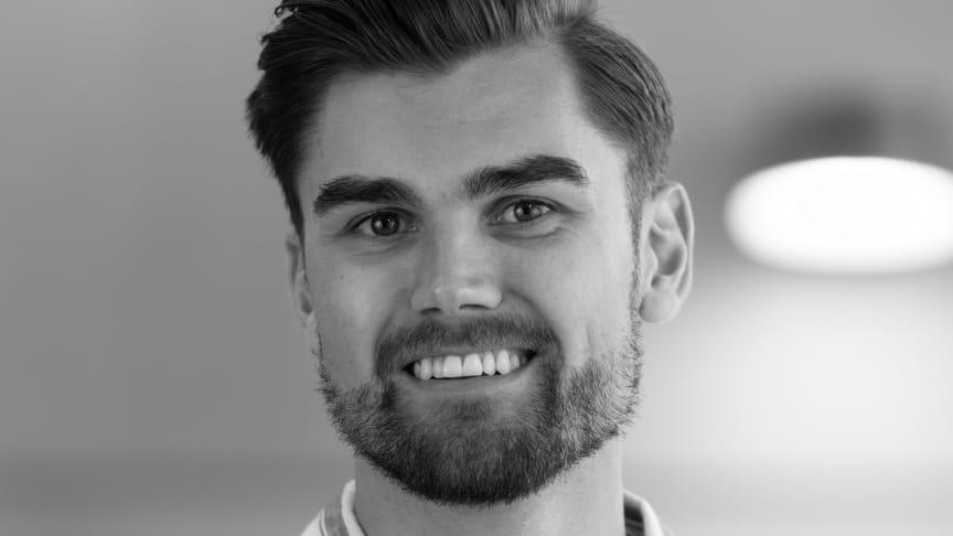 Anton Karlsson är ny hos Fox Belysning AB