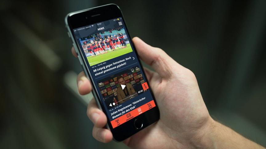 """Appsfactory realisiert """"Sport im Osten"""" App für den Mitteldeutschen Rundfunk mit Livestream und interaktivem Voting-Feature"""