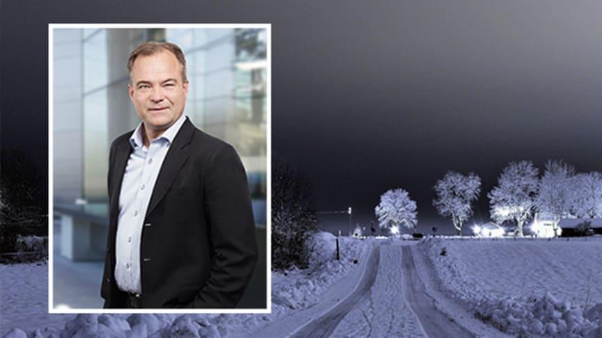 Joachim Källsholm, vd Securitas Sverige AB, reflekterar över oron i riket, och frånvaron av kraftfulla åtgärder mot kriminaliteten.