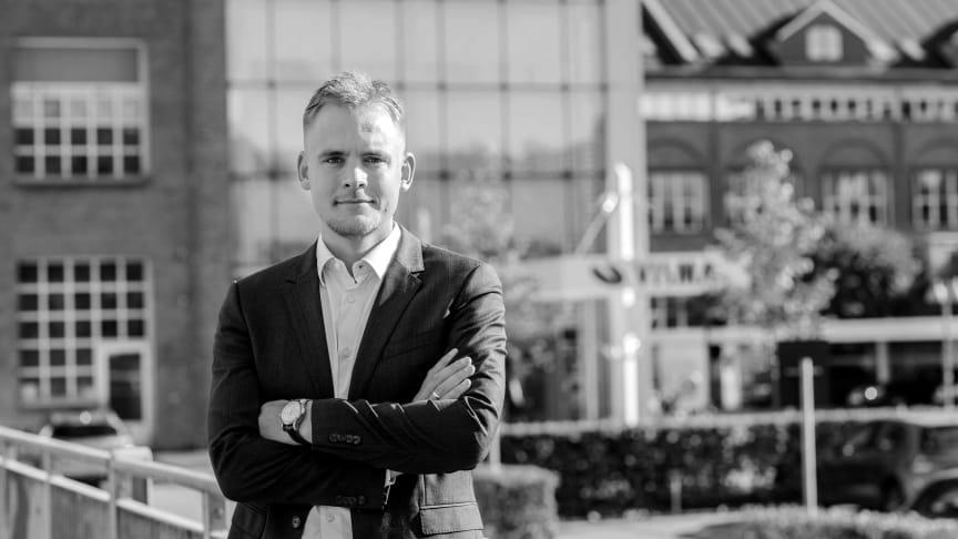 Mads Rebsdorf, adm. direktør for Visma e-conomic