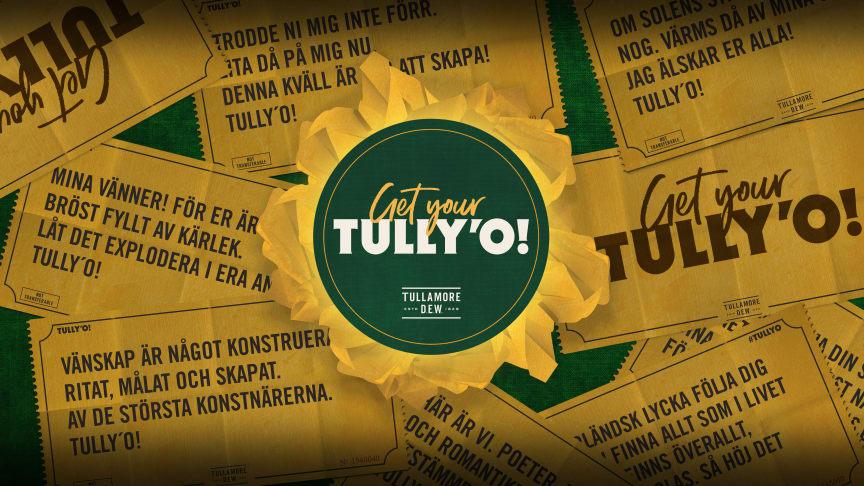 Tullamore D.E.W. presenterar ett nytt sätt att skåla