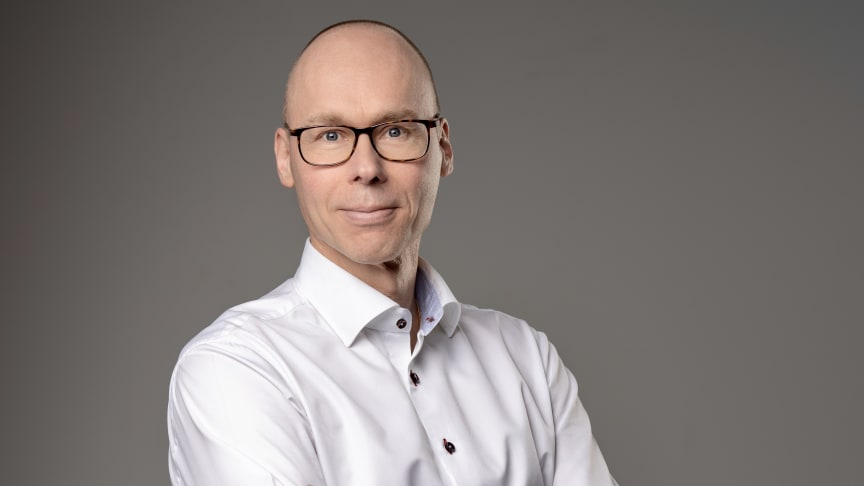 Henrik Nygård rekryteras som ny marknads- och kommunikationschef på Infometric.