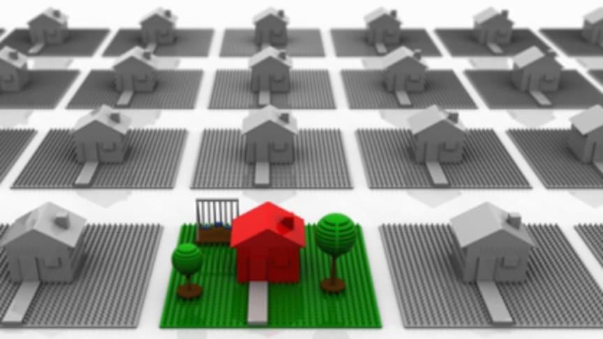 Funktionell bostad med smarta lösningar efterfrågas mest