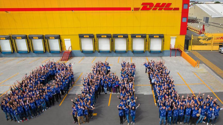 DHL Express anerkjent som en av verdens beste arbeidsplasser av Great Place to Work®