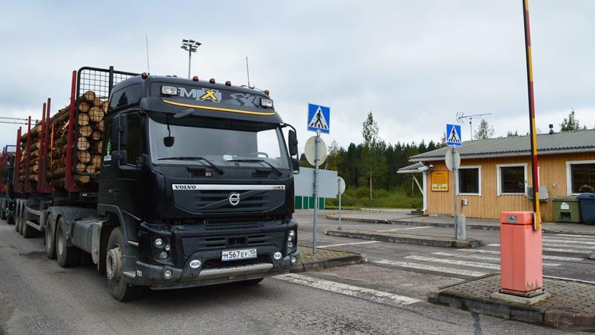 Parikkalan raja-asema. Kuva: Etelä-Karjalan Liitto