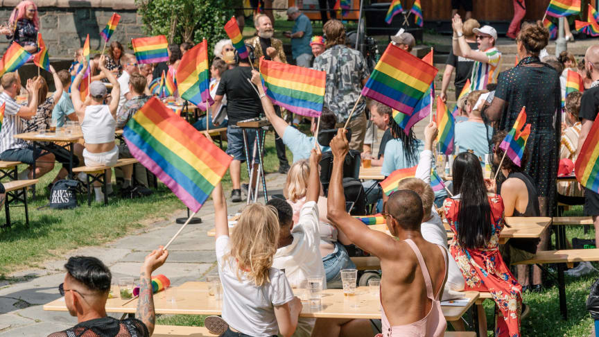 Foto: Marius Svaleng / Oslo Pride