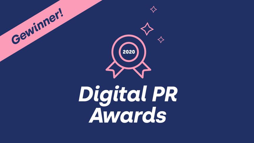 Digital PR Awards: Das sind die Gewinner 2020!