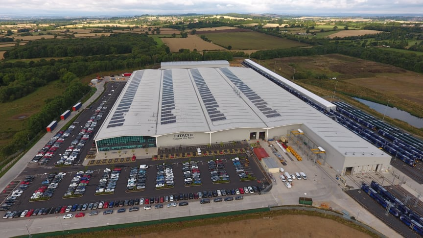 Newton Aycliffe Manufacturing Facility
