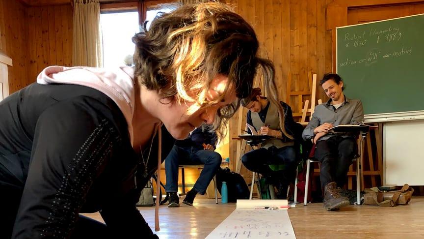 Goetheanum Adult Education Program (Goetheanum Studies) (Foto: Edda Nehmiz)
