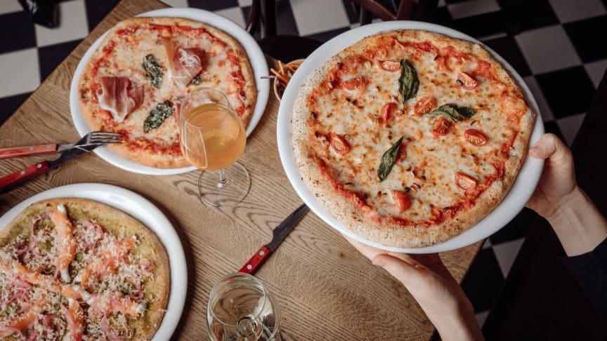 Giretto söker amatör-pizzabagare bosatt på Södermalm