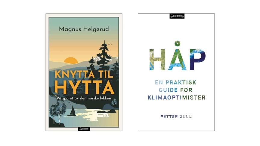 Nye bøker uke 7