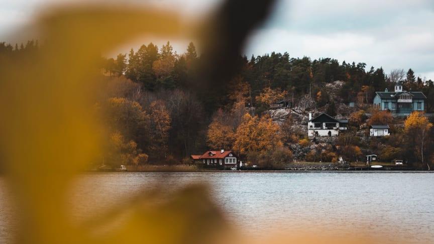 Villan i Vingåker 5,5 miljoner billigare än i Stockholm