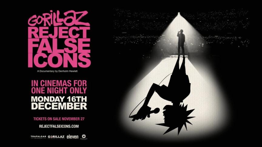 Gorillaz - Reject False Icons