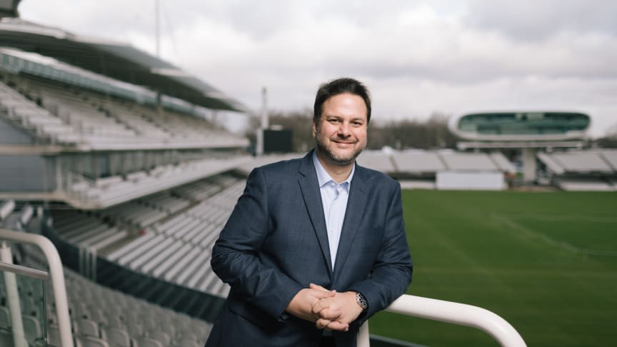 Tony Singh to join ECB as Chief Commercial Officer