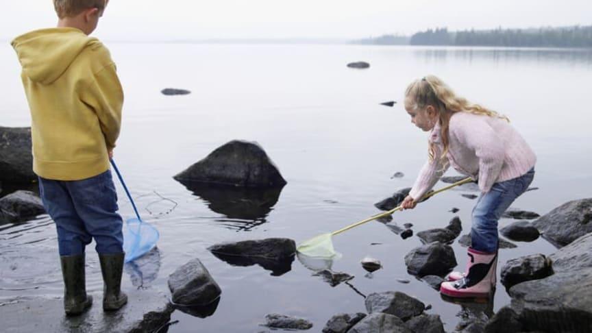 Danskerne søgte mod Nordsjælland i påsken
