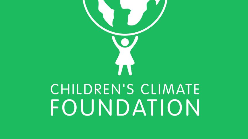 Children's Climate Foundation logga