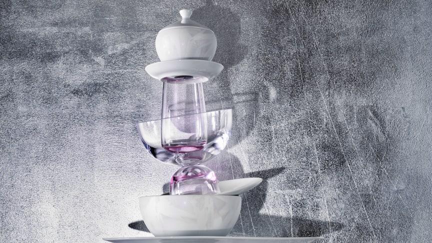 Rosenthal - Silk Collection: Velvet Rose