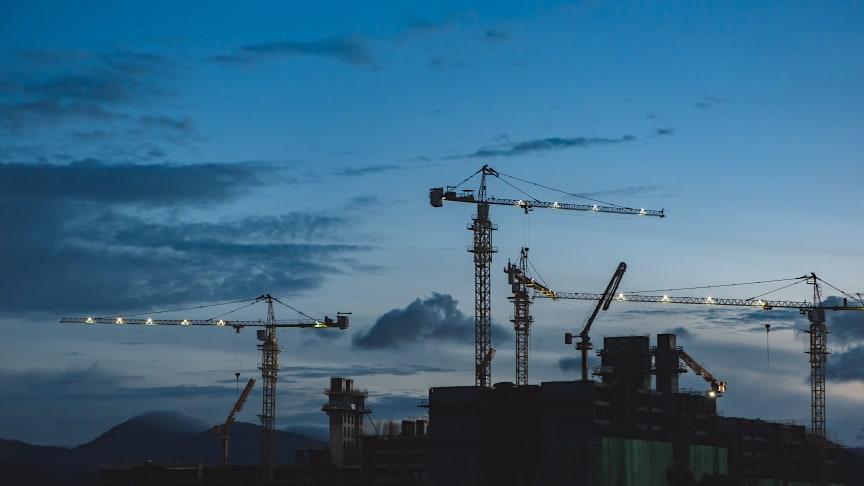 AR er velegnet til store byggeprojekter